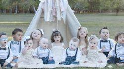 Estas fotos celebram a beleza de crianças com síndrome de