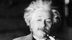 Por que Einstein era
