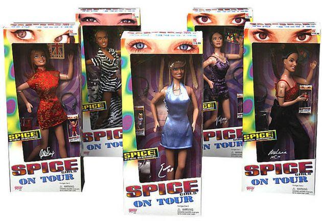 20 coisas que só as Spice Girls fizeram por você nos anos