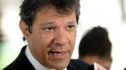 Haddad: 'Existe gente boa e gente ruim no PT, no PSDB, em todas as