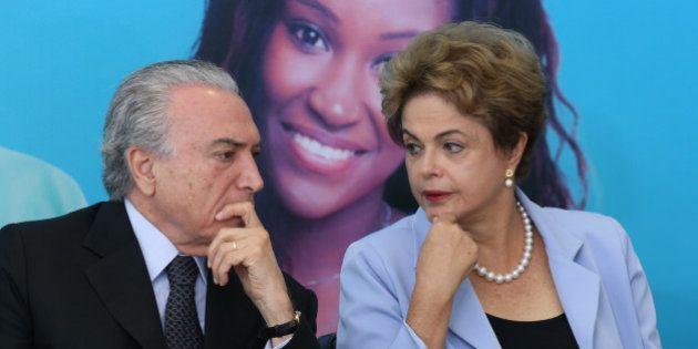Temer diz que pretende manter 'relação harmoniosa' com Dilma em