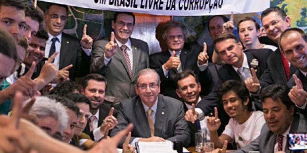 PSDB, DEM, PSB, PPS, Solidariedade E Minoria pedem afastamento de