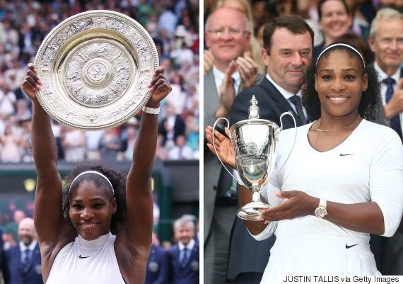 Serena Williams ARREBENTA no Torneio de Wimbledon e alcança marca recorde de Steffi
