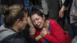 Milhares se manifestam na capital Ancara contra atentados na