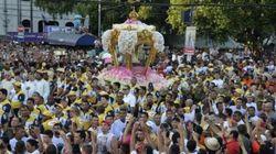 Círio de Nazaré leva 2 milhões de fiéis às ruas de