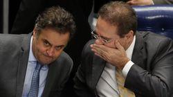 Em banquete, tucanos e lideranças do PMDB discutem impeachment de