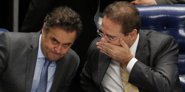 Jantar reúne tucanos e lideranças do PMDB para discutir impeachment de Dilma