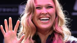 Ronda Rousey será a 1ª lutadora a apresentar o 'Saturday Night