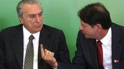 Temer entra com processo contra Cid Gomes após ser chamado de 'chefe da