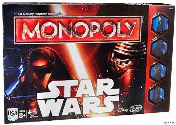 Após fãs questionarem, Hasbro inclui Rey em jogo Monopoly de 'Star Wars: O Despertar da