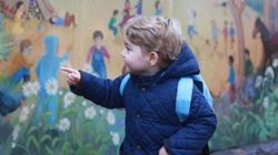 O 1º dia do príncipe George na escola é a coisa mais fofa que você vai ver