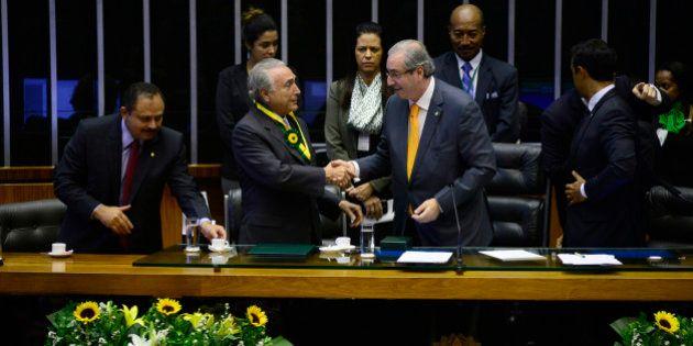 Ação pede multa diária de R$ 3 milhões a Cunha por impeachment de