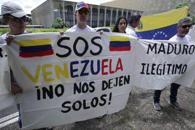 Mais de 30 mil venezuelanos passaram a viver no