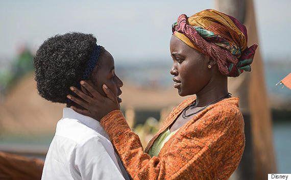 Lupita Nyong'o é mãe de mestre do xadrez Phiona Mutesi em filme 'Queen of Katwe', produzido por Disney...