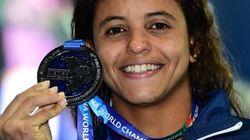 Etiene Medeiros é a PRIMEIRA brasileira medalhista em Mundiais de
