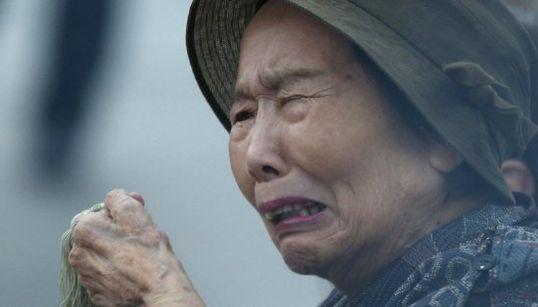FOTOS: Em clima de emoção, Hiroshima lembra 70 anos da bomba