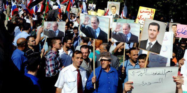 Embaixada da Rússia na Síria é atingida por morteiros durante
