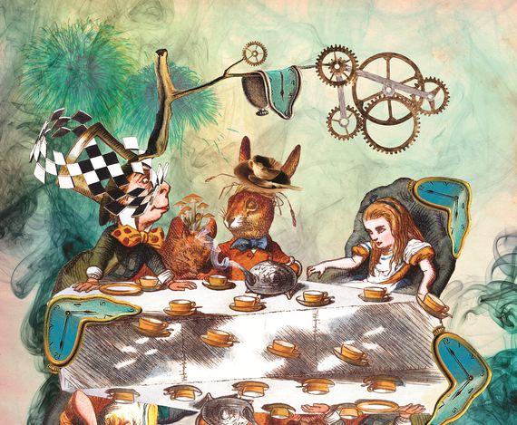 Um bom desaniversário: Os 150 anos de 'Alice no País das