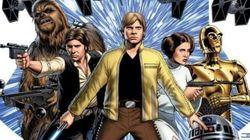'Star Wars #1' é a edição de quadrinho mais vendida pela Marvel em 20