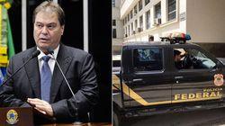 Lava Jato: Corrupção leva ex-senador para a prisão na 28ª fase da