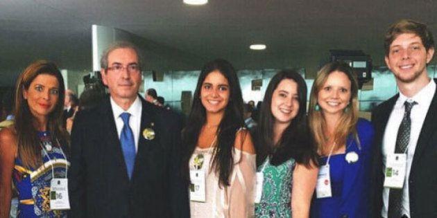 Receita aponta que Eduardo Cunha, mulher e filha possuem aumento incompatível de bens, diz