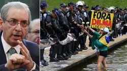 Articulador de estratégia pró-impeachment, Cunha arquiva 4 pedidos contra