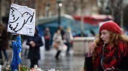 FOTOS: Paris lembra um ano dos atentados ao Charlie