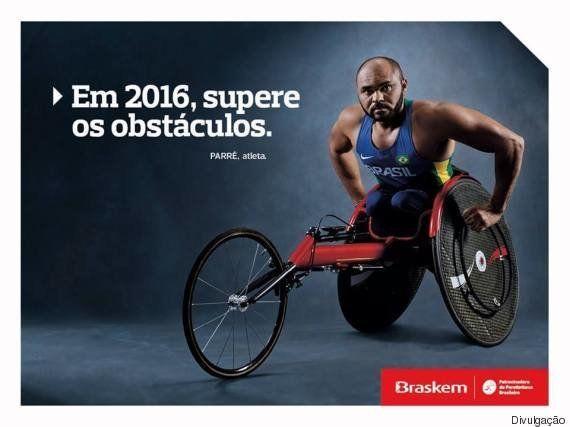 Atletas paralímpicos são as estrelas da campanha da Braskem: '2016 é o ano da