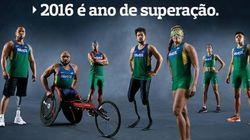 Atletas paralímpicos brilham em campanha da Braskem: '2016 é ano de