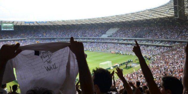 Jogo de reabertura do MineirãoCruzeiro x Atlético