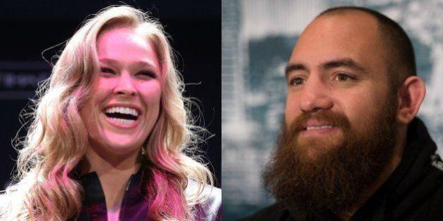 Quem é Travis Browne, o lutador peso-pesado do UFC que diz estar namorando Ronda