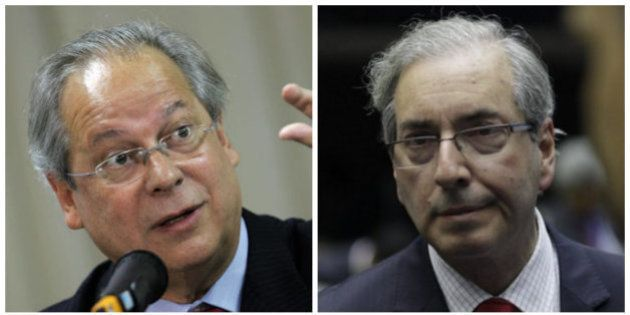 José Dirceu e Eduardo Cunha: por que um está preso e o outro