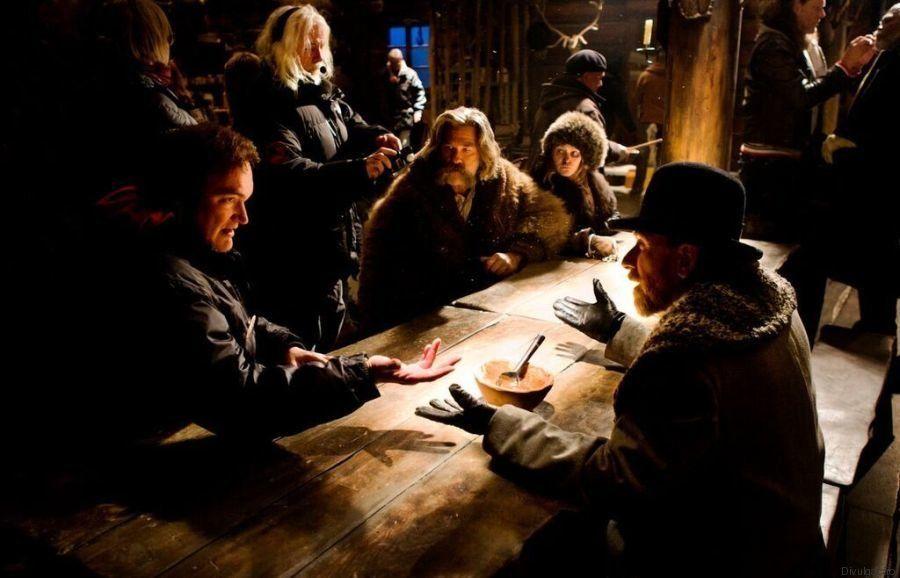 8 razões para ver 'Os Oito Odiados', o oitavo filme de Quentin