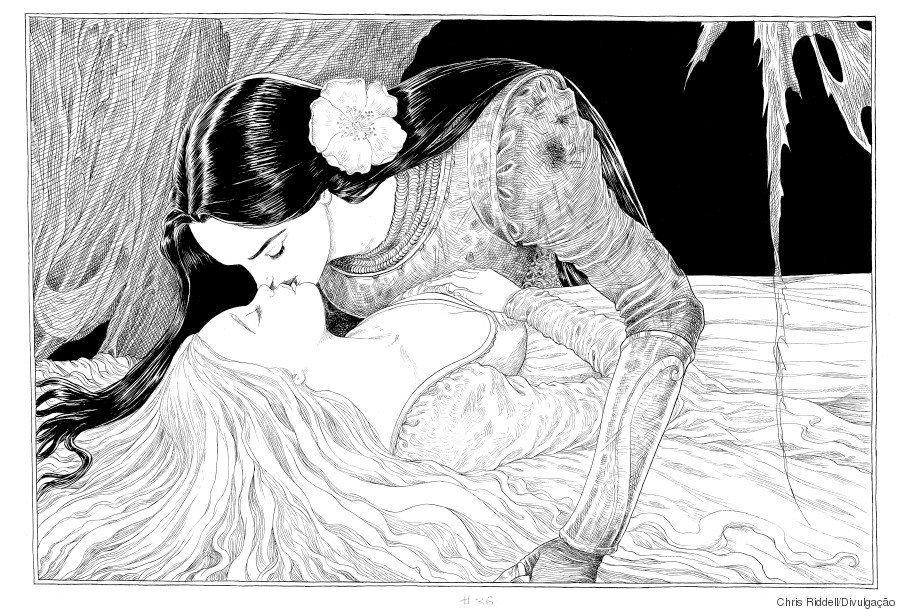 'A Bela e a Adormecida': Em adaptação de Neil Gaiman, princesa é acordada com beijo de Branca de