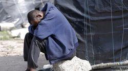 Crise humanitária: Imigrante caminha 50 km na tentativa de cruzar