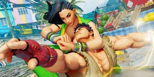 Blanka já era! Brasil vai ser representado por lutadora de jiu-jitsu no Street Fighter