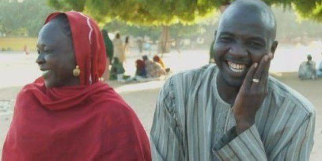 Eles tiveram a vida destruída pelo Boko Haram, mas encontraram o amor em um campo de