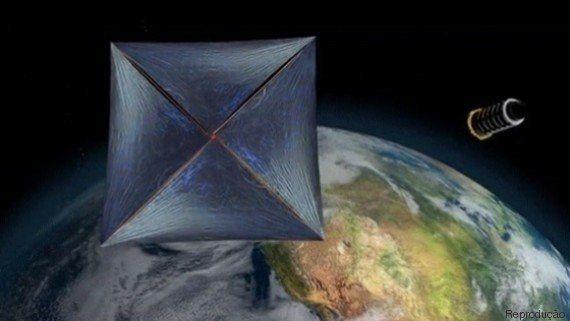 A incrível história da nanonave de 20 gramas pode dar início a uma nova era da exploração