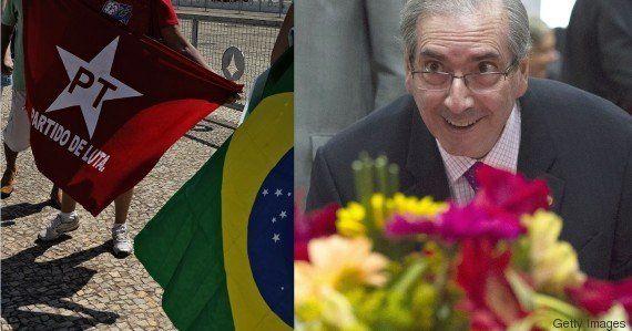 'Quem abraçou Maluf pode tudo': PT ainda não sabe o que fazer na sucessão de Cunha na