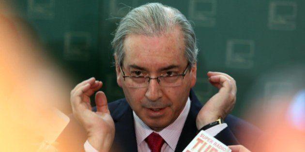 Lava Jato: Cunha é alvo do primeiro pedido de cassação do