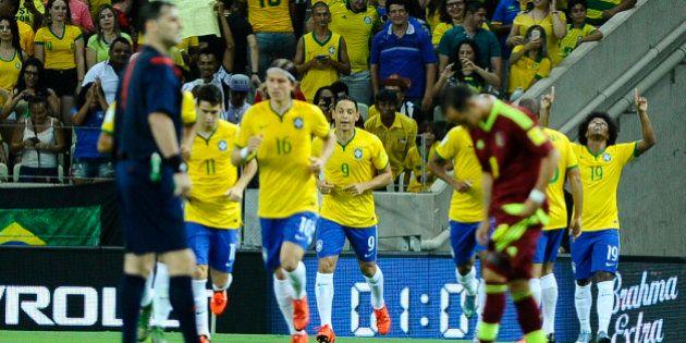 Brasil derrota a Venezuela e vence a 1ª nas Eliminatórias, mas torcida não fica muito animada nas redes