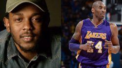 Kendrick Lamar manda um rap para a despedida de Kobe Bryant da