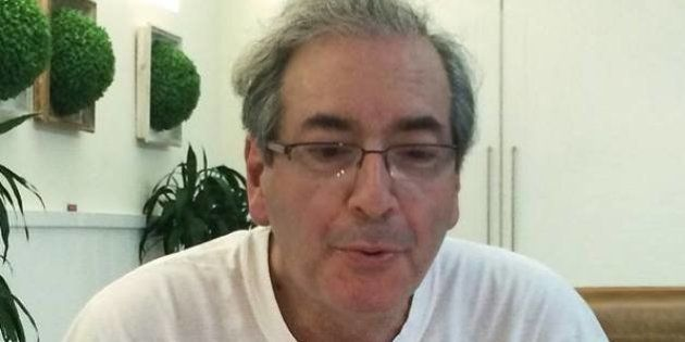 Quebra de sigilos bancários e fiscal de Eduardo Cunha é autorizada pelo STF, diz