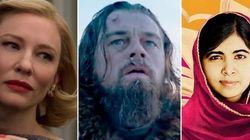 Bafta 2016: 'Carol', Leonardo DiCaprio e documentário sobre Malala estão entre os
