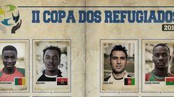 Os principais atletas da Copa dos REFUGIADOS estão