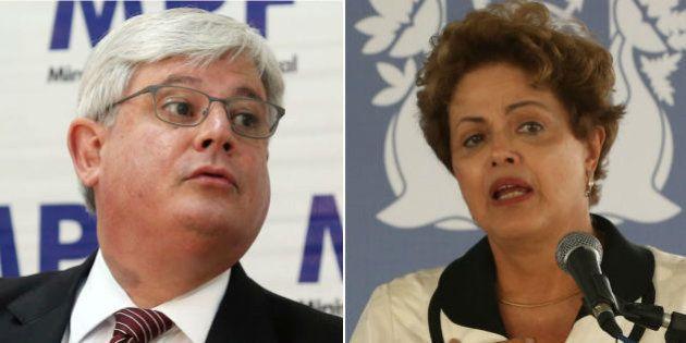 Dilma indicará Janot para PGR na 2ª-feira e clima no Senado é favorável à