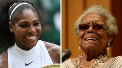 Este vídeo de Serena Williams declamando um poema de Maya Angelou vai te