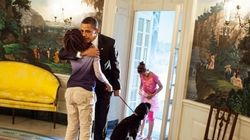 Barack Obama: 'A presidência me tornou um pai