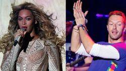 Vai rolar um show épico Coldplay ┿ Beyoncé na grande final do futebol