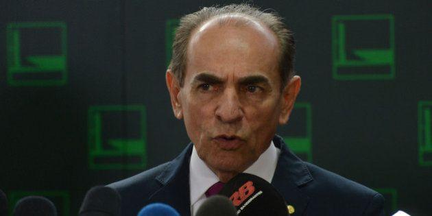 Rei das gafes, ex-ministro de Dilma é candidato do PMDB à Presidência da